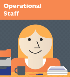 Operation Staff. Access VHR administration functions.